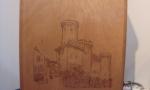Trolley in legno_fronte