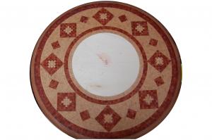tavolino mosaico